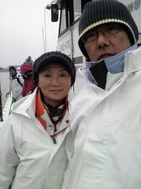 江ノ島・でいとう丸のヤリイカ