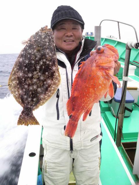 南房・川下漁港のヒラメ