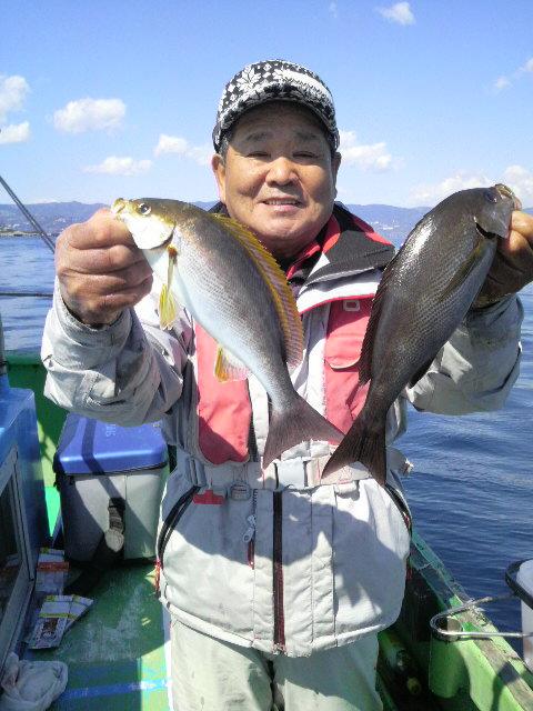 福浦・五目釣り