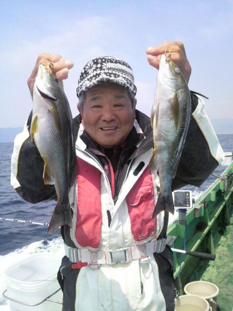 初島激ウマイサキ〜さ〜ん…