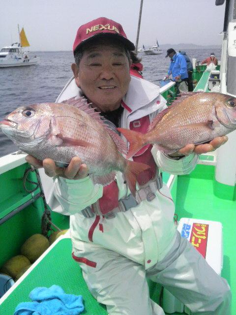 今日も…永井は釣り…