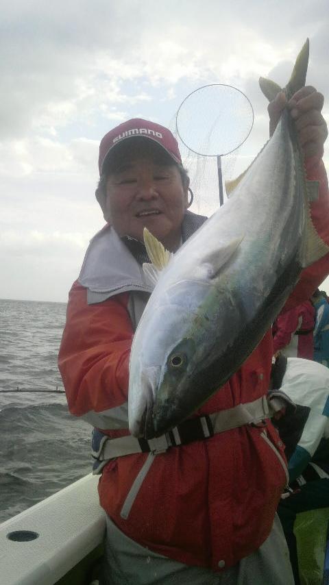 今日は〜大漁満足でした。