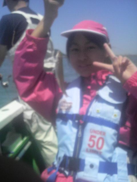 今日鯉のぼりを釣りに〜