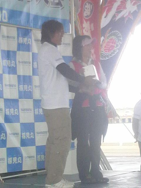 大原港シマノ探見丸