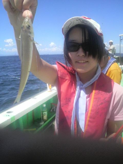 金沢漁港主催のシロギス釣り大会ですよ〜
