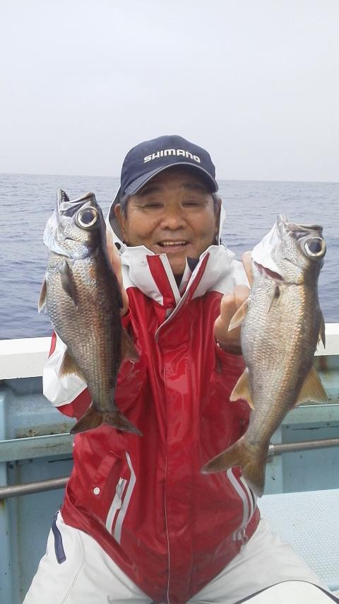 高級魚…アカムツです…