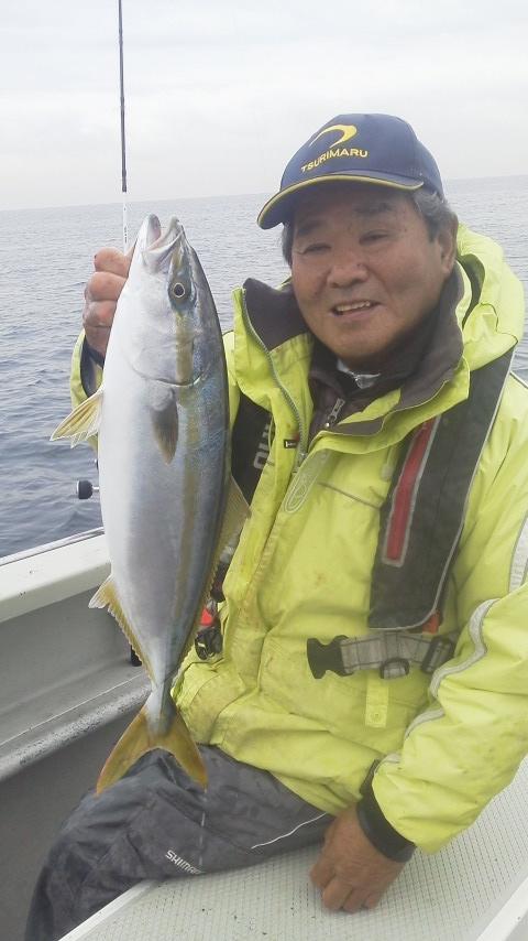 平塚・LTウィリー五目釣りで泳がせを…