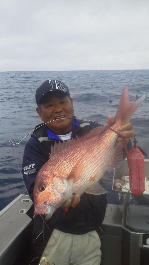 ニュージーランドのマダイヒラマサ釣り…No.<br />  3
