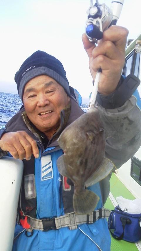 腰越・池田丸のカワハギ釣り…