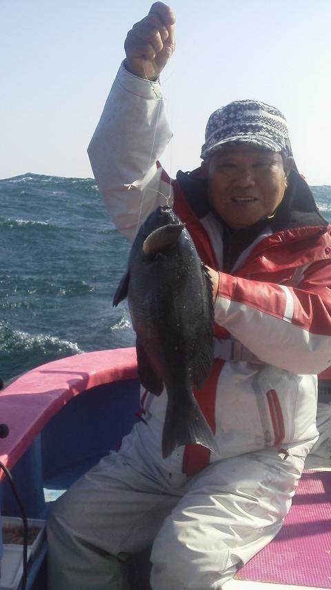 南房白間津・海正丸のシャクリ五目釣り…