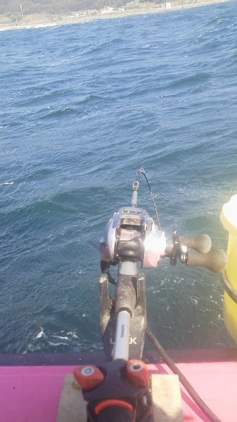 ヤリイカ釣りのタックル…