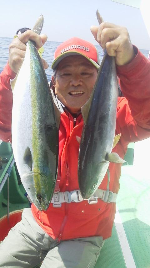 剣崎・一義丸のLTマダイ釣りに…