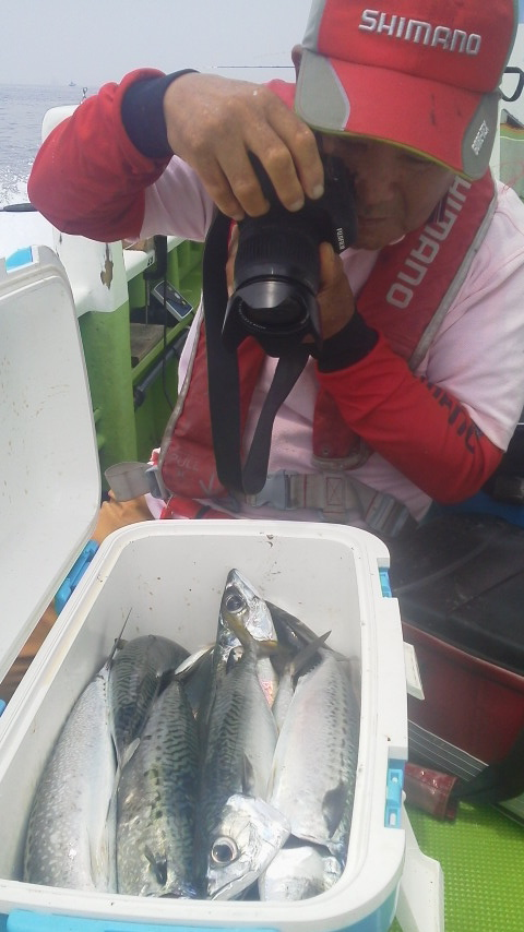 金沢漁港・忠彦丸のタチウオ釣りに…