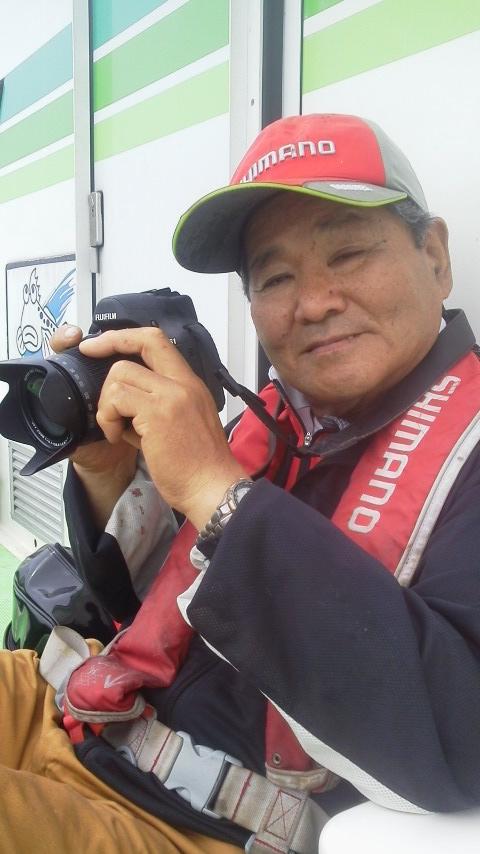 川崎・中山丸のルアータチウオ釣りに〜