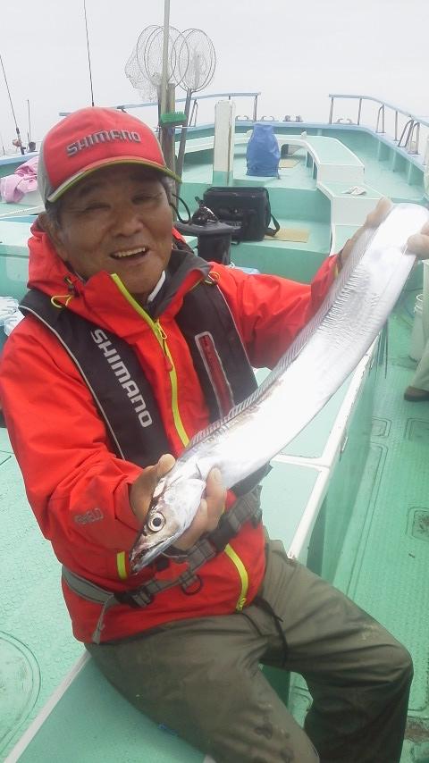 タチウオ釣りですが〜