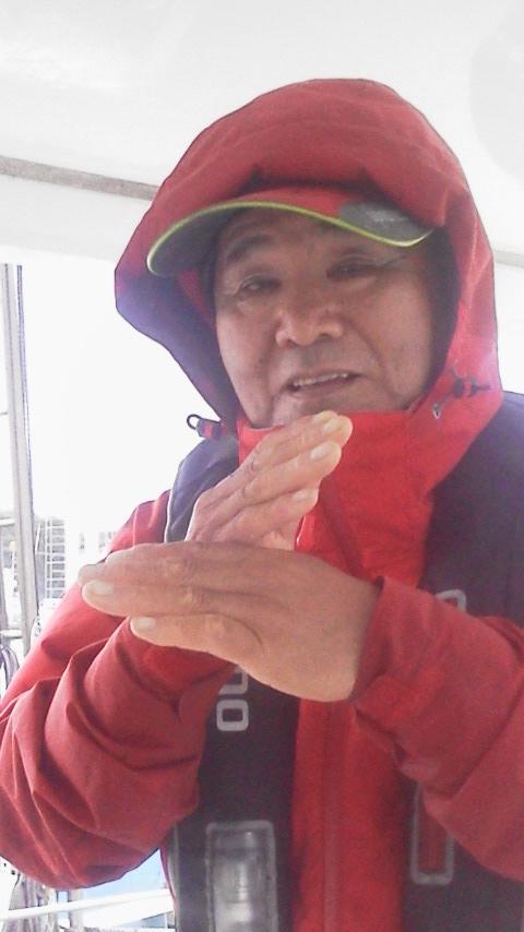 鹿島・清栄丸の一つテンヤ…