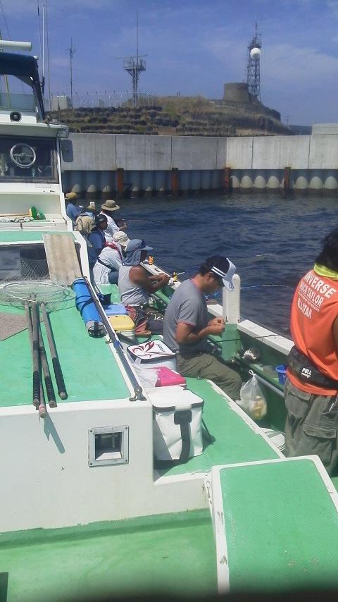 金沢漁業組合主催のシロギス大会に……
