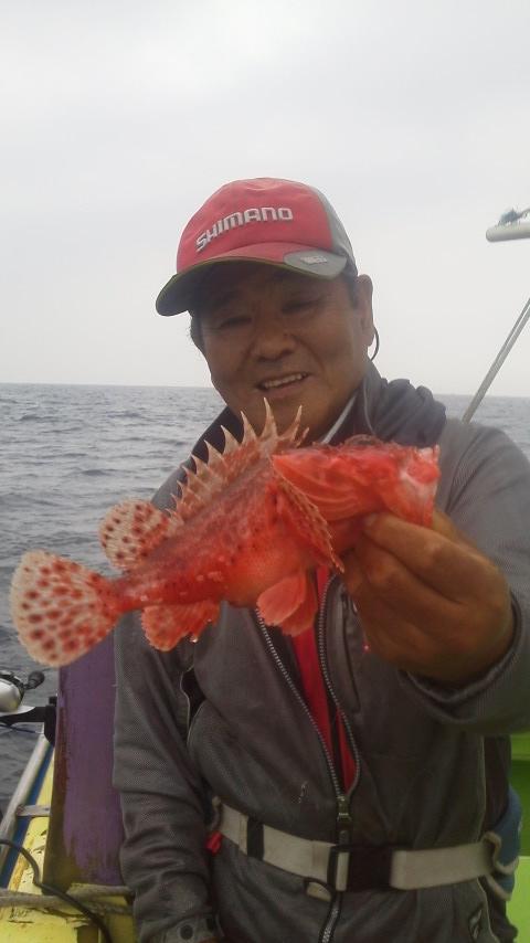 アマダイ釣りだい〜〜