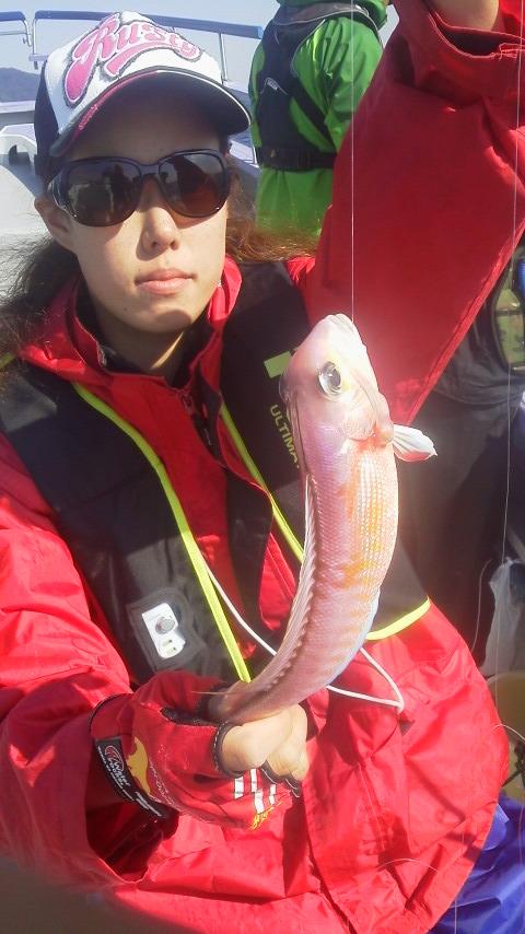 アマダイ釣りの大会に…