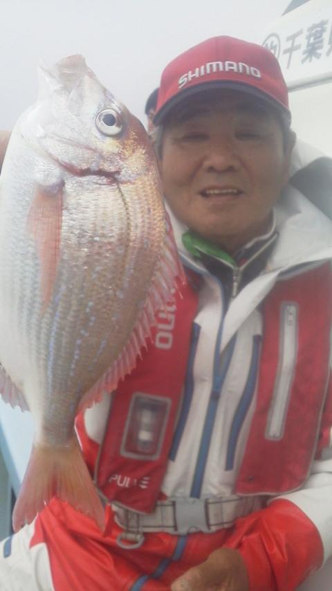 アジ・ハナダイ釣り大会に…