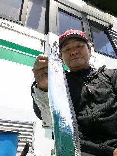 タチウオ釣りに誘われて…