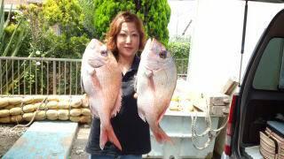 シマアジ釣りは…