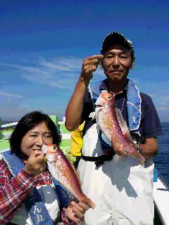 アマダイ釣りですが…