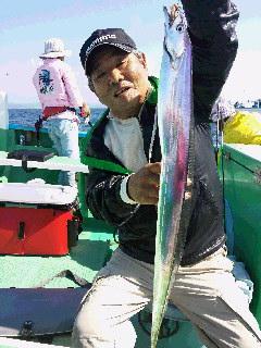 タチウオ釣りですが…