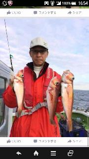 釣り人だったですよぅ〜