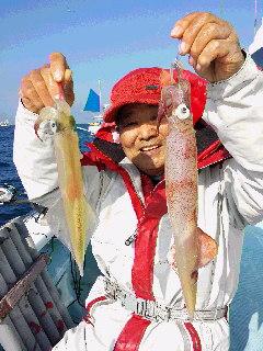 ヤライカ釣りに…