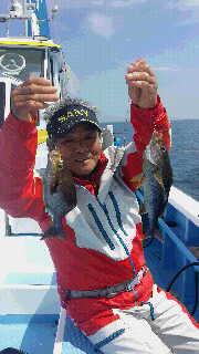 イサキ釣りに〜
