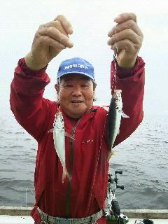 ライトアジ釣りに…