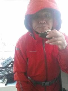 夏イカ…スルメ釣りに…
